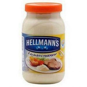Maionese Hellmanns pote 500g
